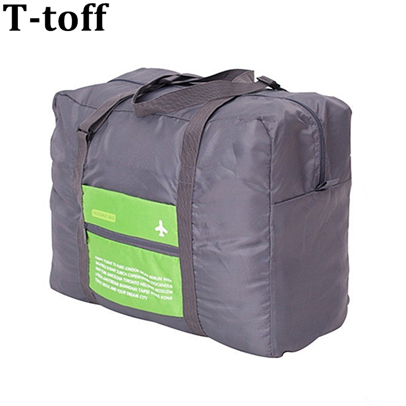 여행 접이식 큰 더플 짐 가방에 운반 tote bagage 주최자 foldable 여행 짐 큰 가방 큐브를 포장