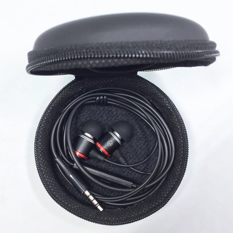 2017 Torba za slušalke Slušalke Slušalke Trdna Shramba Nosilna - Prenosni avdio in video - Fotografija 6