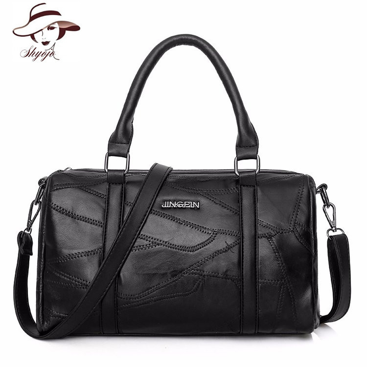 New Real Genuine Leather Women Handbag Fashion Sheepskin Messenger Bag Luxury Girls Crossbody Bag Brands Females Shoulder Bag посуда кухонная
