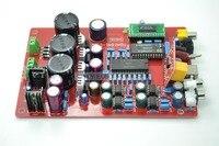 TDA1541+SAA7220+CS8412+NE5534 Fiber Coaxial USB PCM2704 DAC Board AC15 0 15V 10W