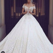 linyixun Ball Gown Wedding Dress 2017 Bridal Gowns