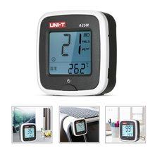 PM2.5 Detector A25M Portable Air Quality Monitor LCD Gas Analyzer Indoor PM2.5 Tester USB Rechargeable Thermometer ошейник для кошек beaphar от блох и клещей 35см