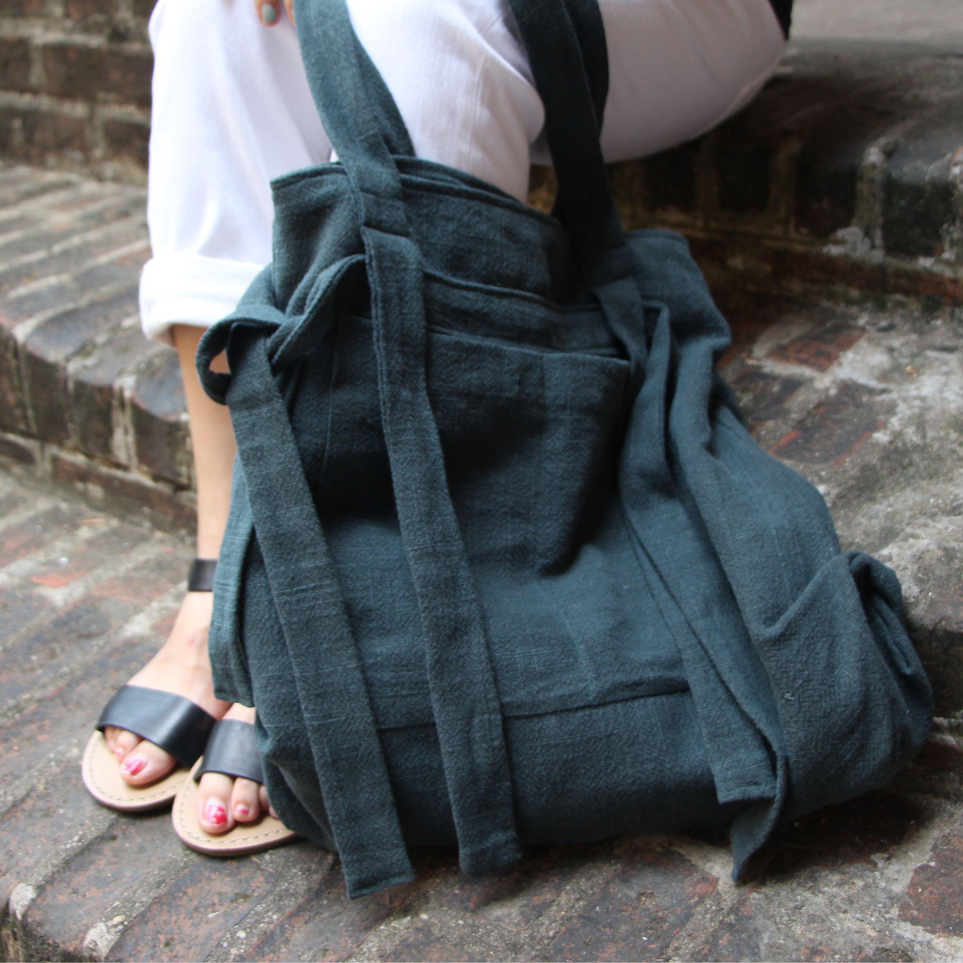 Borse Casual : Women s handmade shoulder handbags casual big cotton