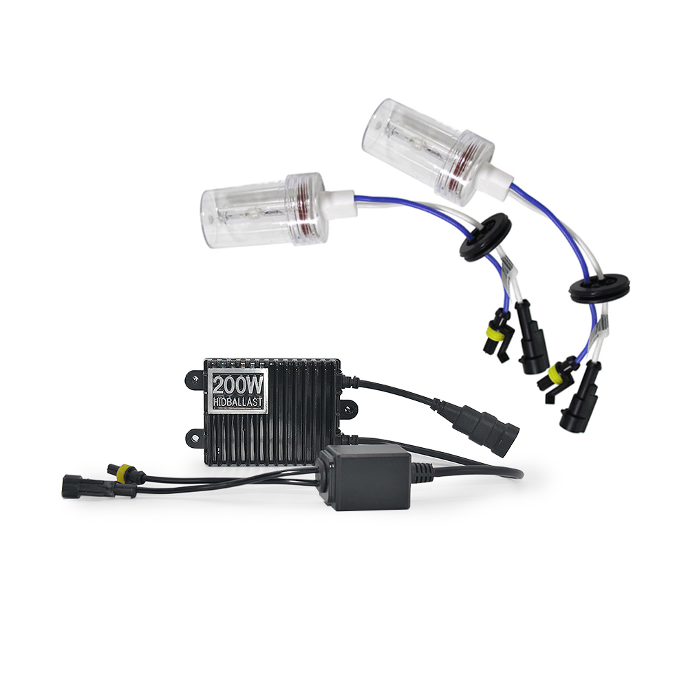 55W HID Xenon conversion Kit High Beam for 2016-17 18 2019 Toyota TACOMA New