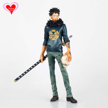 Love Thank You One Piece OP Trafalgar Law 2 Years Later 27CM PVC Figure Toy Collection