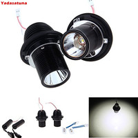 2pcs Cree T6 Chips LED Marker Angel Eyes Light Bulb Leds Car Led Light Lamp Source
