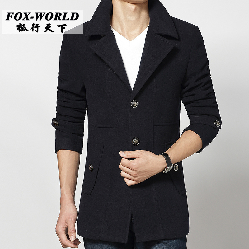 Compare Prices on Mens Pea Coat- Online Shopping/Buy Low Price ...