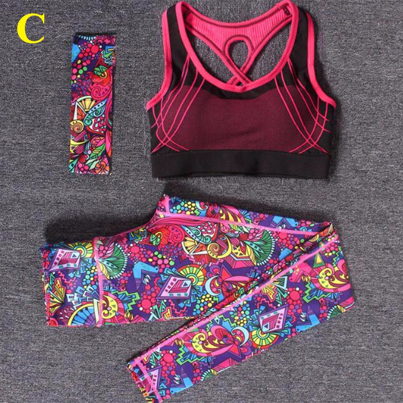 Women's Yoga sets (3)