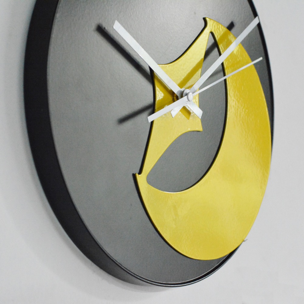 Famous Modern Art Wall Clocks Ensign - Art & Wall Decor - hecatalog.info