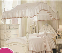 Happy Baby European Style Solid Wood Furniture Custom Bed