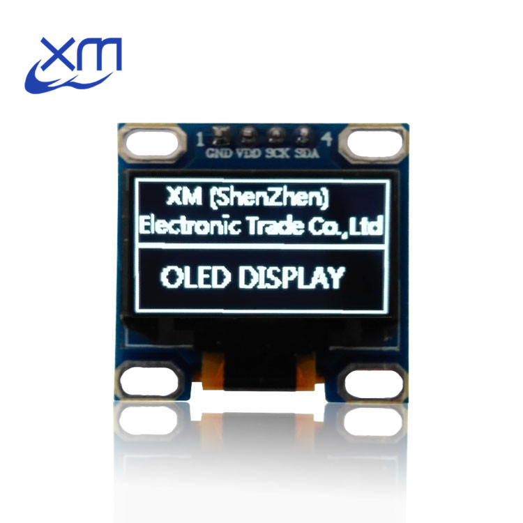 Free Shipping 2014 white New 128X64 OLED LCD LED Display Module For 0.96 I2C IIC Communicate 10pcs for Arduino