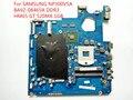 Para samsung np300v5a 300v5a laptop motherboard hm65 ba92-08465a ba92-08465b gt 520 m x 1 gb 100% testado perfeito trabalho
