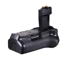 Aperto Da Bateria Vertical Para O Canon 550D 550D 600D 650D 700D E8 Parafuso Suporte de Bateria Da Câmera Para Canon Punho de Bateria BG