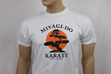 The Karate Kid (1984) inspired movie t-shirt - Miyagi-Do New T Shirts Funny Tops Tee Unisex free shipping