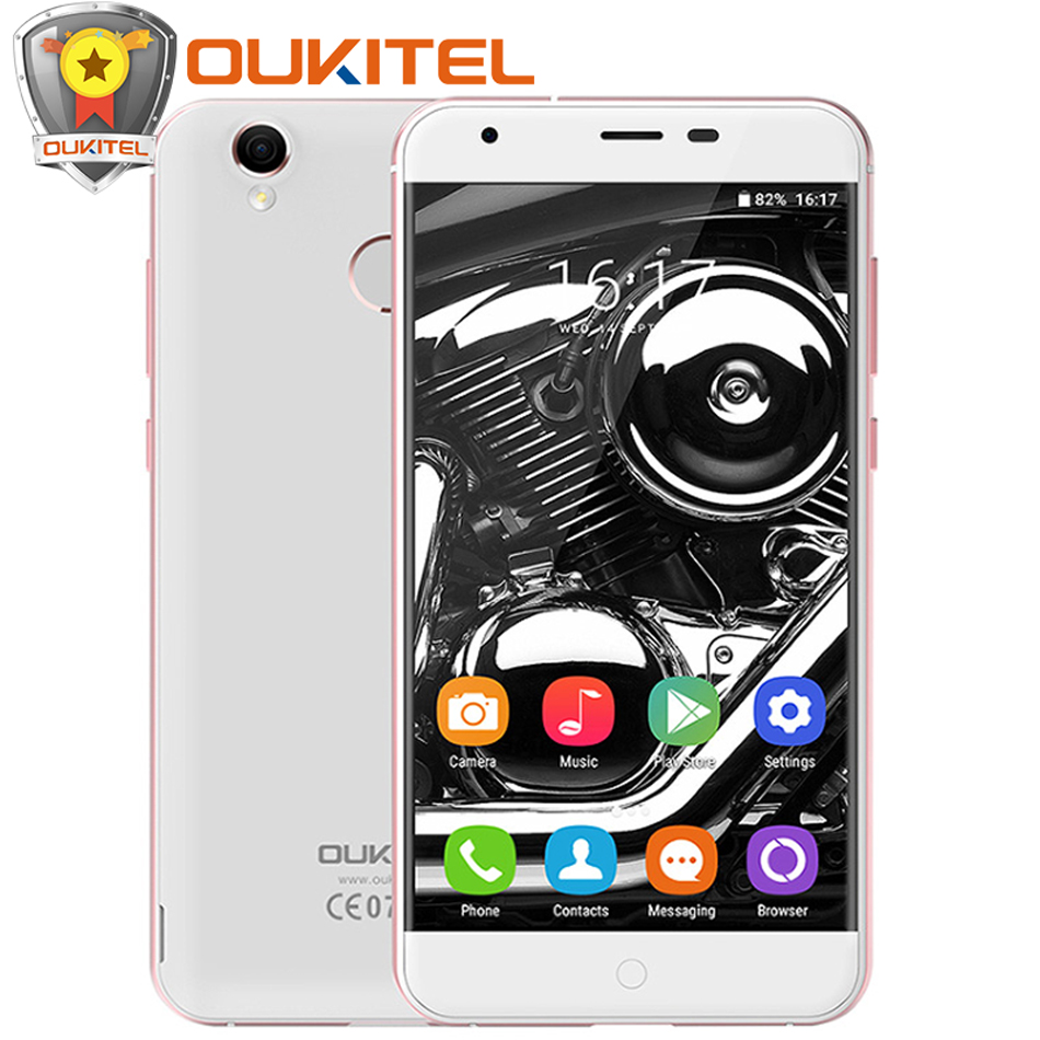 Official OUKITEL K7000 4G LTE Mobile phone Android 6 0 MTK6737 Quad Core 2GB RAM 16GB