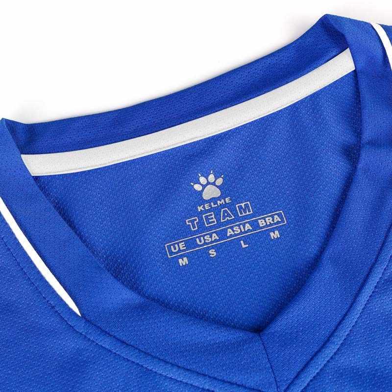 KELME Nach männer Fußball Trikots Fußball Uniform Männer Training Anzug Original Sportswear Team Trikots Atmungs Männlichen K15Z203