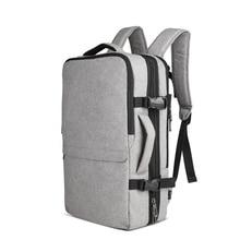 купить Cai Brand Fashion Business Travel Bag Men Women Suitcase Design Large Backpack 15.6 Inch Laptop Handbags Backpacks по цене 2503.64 рублей