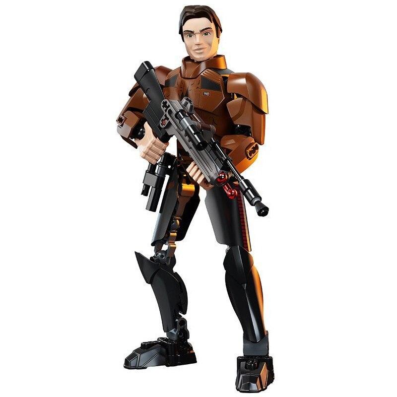 Space Star Wars Darth Maul Han Solo Range Trooper Darth
