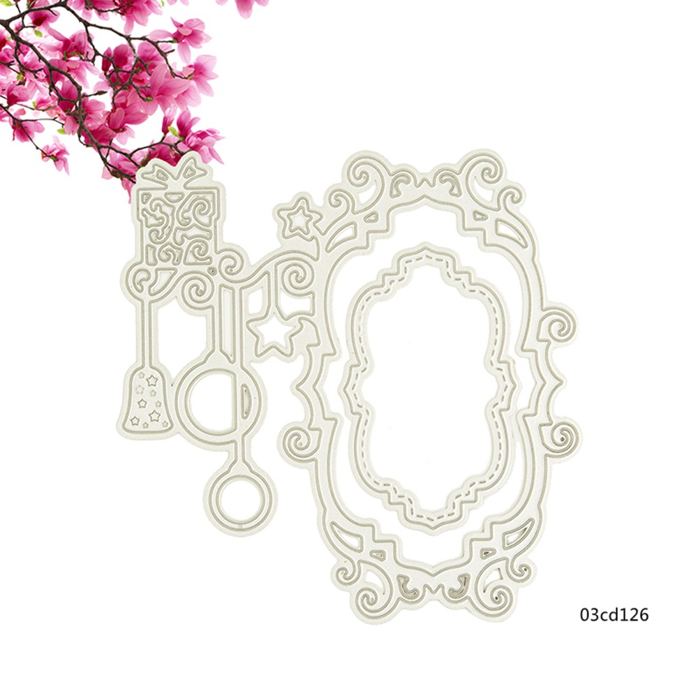 2 sets old picture frame cutting dies srapbook card envelope 2 sets old picture frame cutting dies srapbook card envelope decorative symbol steel stencil invitation decorate cut dies in cutting dies from home jeuxipadfo Image collections