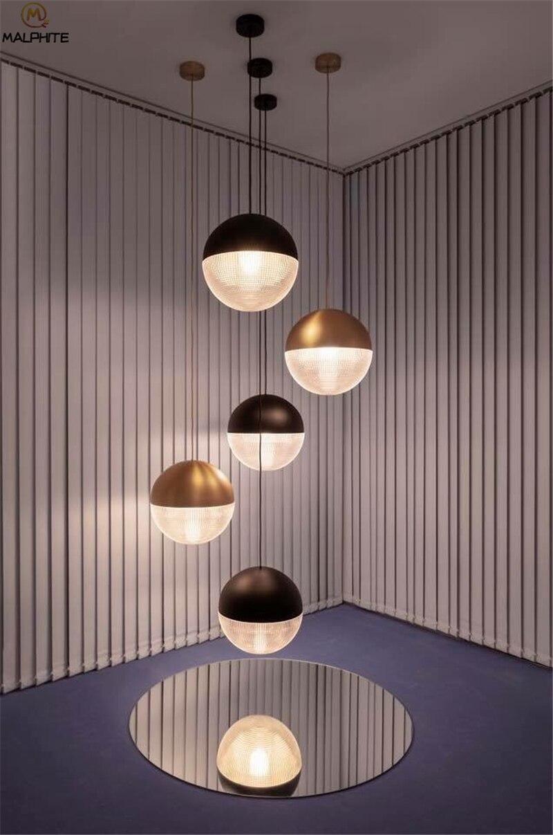 modern led hanging pendant lights fixtures White lighting pendant lamp for the bedroom living room kitchen home decor luminaire in Pendant Lights from Lights Lighting