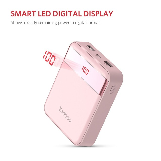 Mini Colorful Mobile Power Bank  2