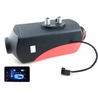12V 5000W Air Diesel Heater Air Parking Heater LCD Switch for Caravan Truck Car Similar Webasto Heater