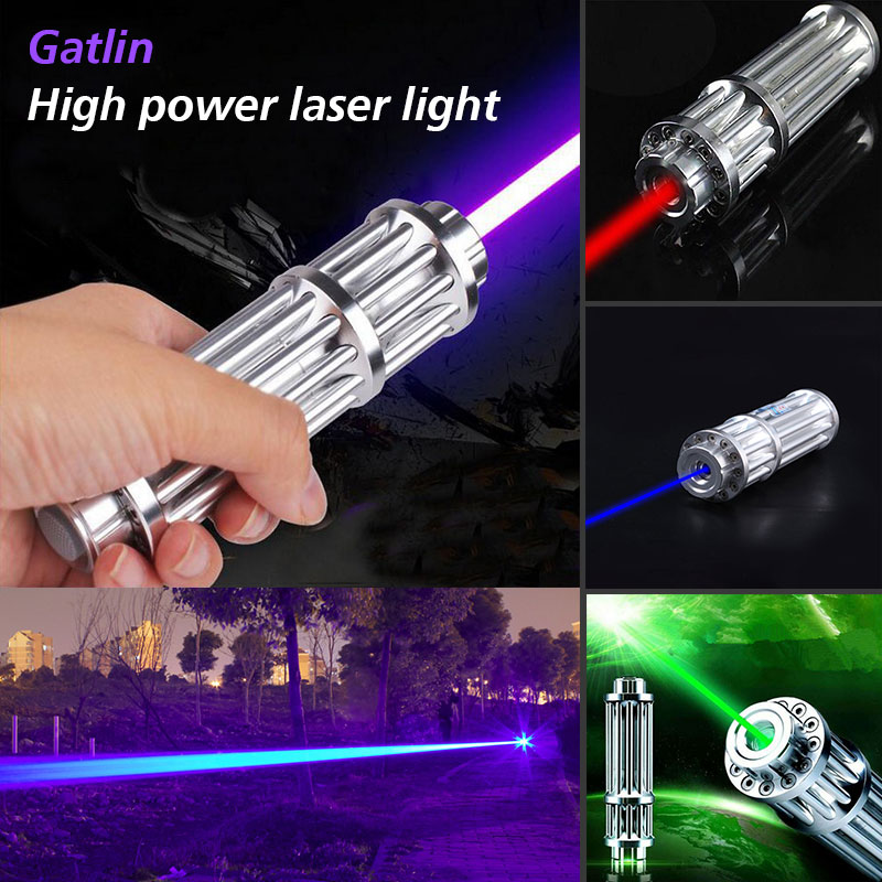 200mW Silver Laser Pointer Laser Light Portable High Powered Focusable Beam Starry Sky Visible Light Flashlight Laser Pen200mW Silver Laser Pointer Laser Light Portable High Powered Focusable Beam Starry Sky Visible Light Flashlight Laser Pen