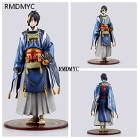 2017 New 24cm Touken Ranbu Online Action Figure Toys Handsome Online Game Mikazuki Munechika PVC Collectible