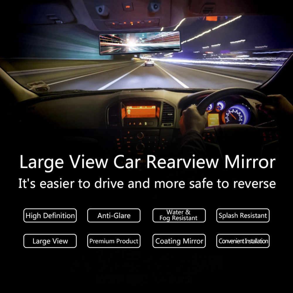 سيارة مرآة الرؤية الخلفية المضادة للوهج الأزرق مرآة السيارات عكس الظهر وقوف السيارات المرجعية المرايا الخلفية زاوية واسعة سيارة التصميم