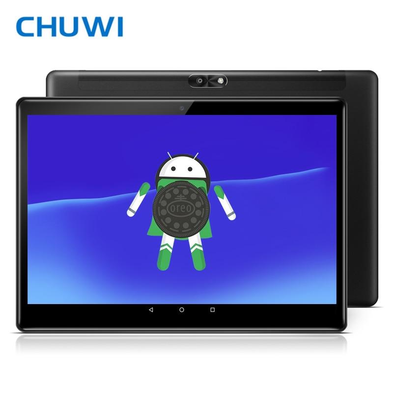 Originale CHUWI Hi9 Aria Tablet PC MT6797 X20 Deca Core Android 8.0 4 gb di RAM 64 gb ROM 2 k schermo Dual 4g Tablet 10.1 pollice 8000 mah