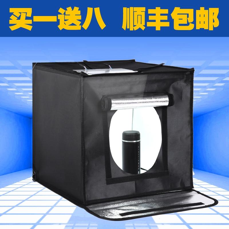 Adearstudio Photo Studio Light Tent Kit cheap price Deep led softbox 40x40cm Professional Photography light box  sc 1 st  AliExpress.com & Online Get Cheap Lighting Boxes -Aliexpress.com | Alibaba Group