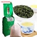 En Venta de té Oolong Anxi tieguanyin té premium nuevo té de primavera luzhou sabor 250g bolsa de té de la Dieta China + regalo
