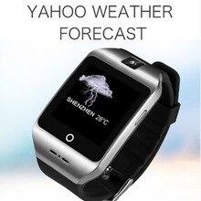 Smart Watch i8S smartwatch mit Touchscreen kamera TF karte Bluetooth Schrittzähler smartwatch für Android und IOS Telefon