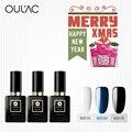 Oulac Private Label 12 мл 100% Подлинная Гель Лак Для Ногтей 2016 Модные Цвета K018 K007 K008