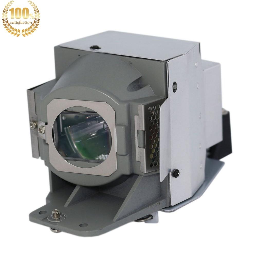 WoProlight 5J. J9H05.001 lampe de qualité d'origine avec boîtier pour projecteur BENQ W1070 + W1080ST