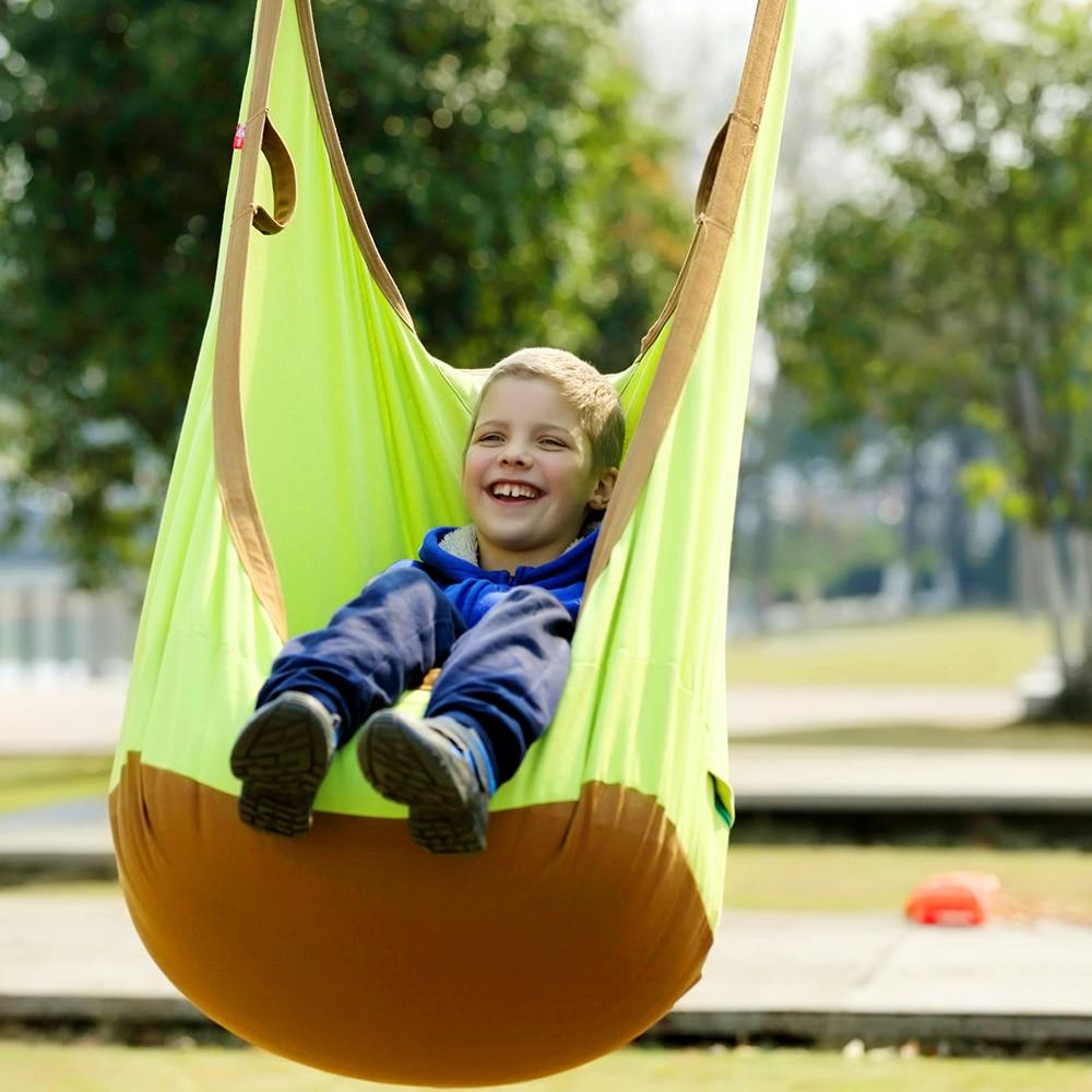 Hammock Chair Reviews Covers For Sale In Kzn Garden Swing Children Baby Inflatable Hanging Kids Indoor Outdoor Pod ...