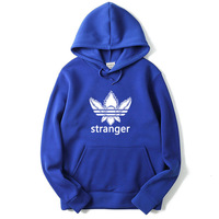 VHORZ Faces Stranger Things Hooded Mens Hoodies And Sweatshirts Oversized For Autumn With Hip Hop Winter
