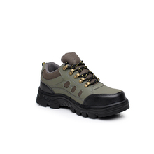 Men's labor insurance shoes summer breathable lightweight work boots anti-smashing anti-piercing anti-invasive protective shoes