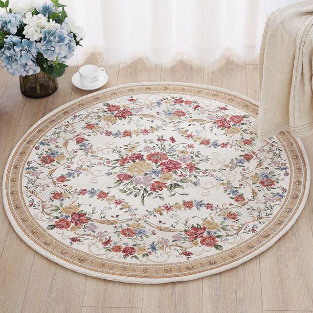 Rfwcak zona stile europeo decorazione tappeto camera da letto zerbino tappeto antiscivolo cucina - Tappeti per camere da letto ...