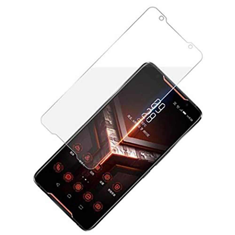 2 PCS 2.5D 9 H מסך מגן מזג זכוכית עבור Asus Rog טלפון ZS600KL HD מסך הגנת סרט זכוכית עבור ASUS Rog טלפון