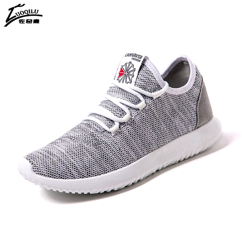 Brand Casual Shoes Men Shoes Lightweight Breathable Sneakers Men Casual Shoes Zapatos Hombre Chaussure Homme Large Sizes 40-46