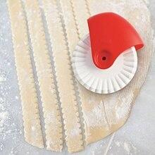 Спагетти для изготовления лапши решетки роллер-Докер ручной прибор для лапши нож для пиццы столовые приборы для пасты колеса домашних хозяйствах, формы для выпечки инструменты для приготовления пиццы