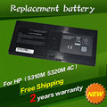 Batería del ordenador portátil para hp para compaq probook 5310 m 5320 m 580956-001 538693-271 hstnn-sboh hstnn-c72c hstnn-db0h 538693-961 fl04