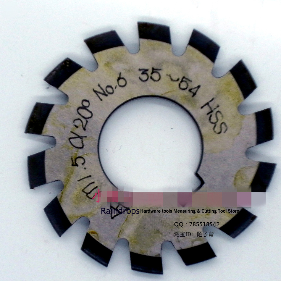 цены  1PC Sold separately Module 1.5 PA20 Bore22 1#2#3#4#5#6#7#8# Involute Gear Cutters M1.5