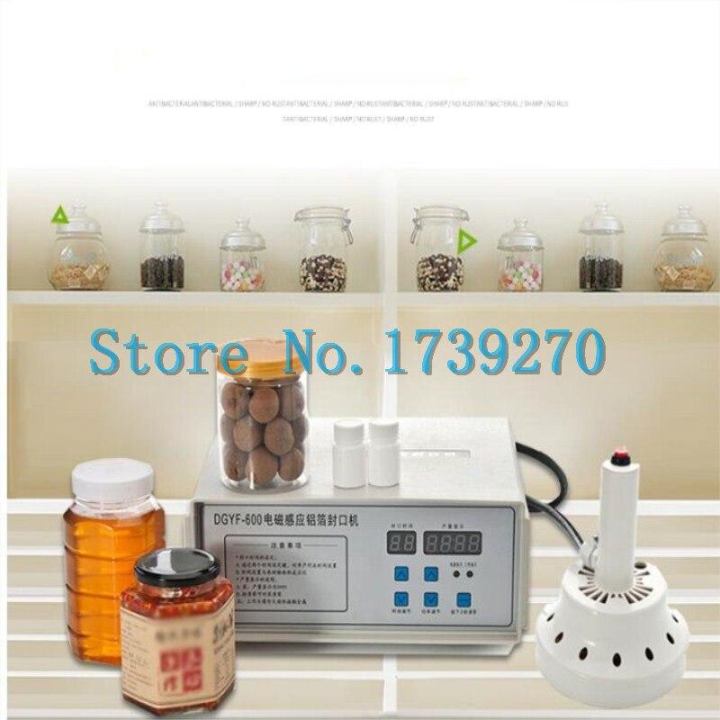 220 В Ручные электромагнитной индукции запайки для медицинских пластиковые бутылки уплотнитель крышки машина алюминия укупорки