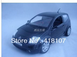 hot sale,promotion Cars alloy car models wyly c2 1:18 citroen free shipping