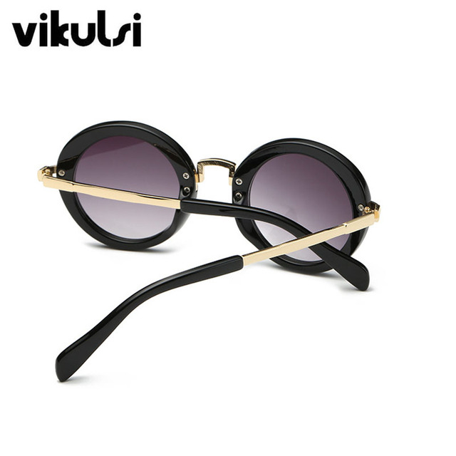 Vintage Round Kids Sunglasses 4