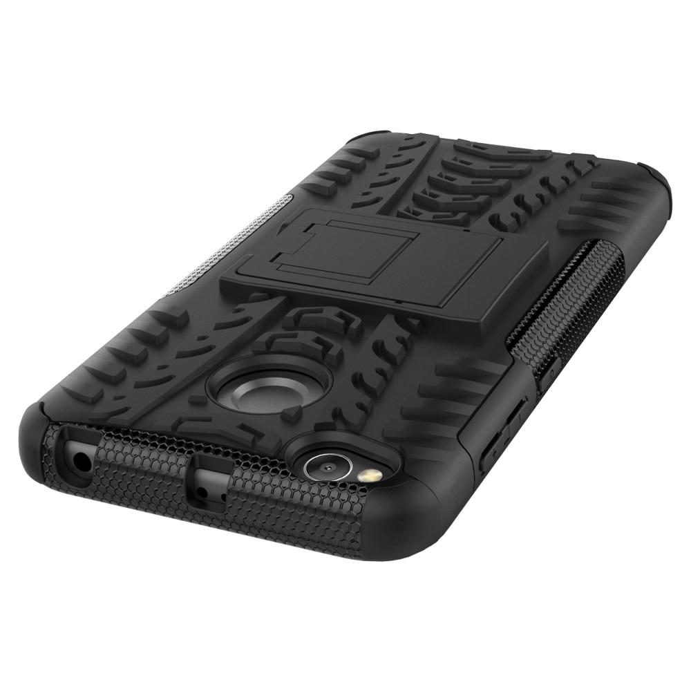 Hybrid TPU Armor Silicone Rubber Hard Case For Xiaomi Redmi 4X Hard - Ανταλλακτικά και αξεσουάρ κινητών τηλεφώνων - Φωτογραφία 3