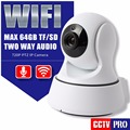 HD 720P 1.0MP PTZ Wifi IP Camera Security IR-Cut Night Vision Two Way Audio CCTV Surveillance IP Camera Wireless P2P Indoor Use