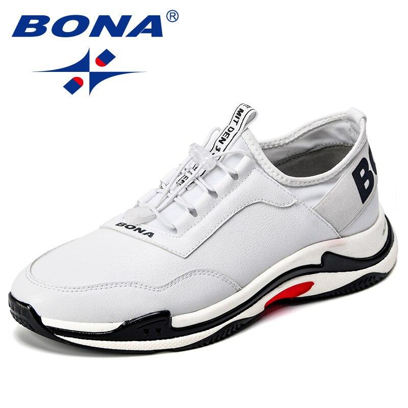 Rápido Moda Transporte White Bona Novo Casuais Microfibra Estilo Sapatos Lazer Ar Homens Blue Dos black De Sapatilhas deep Lycra Ao Livre Das Elástico UEfwF